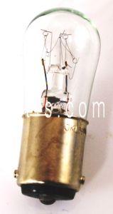 Fadal Light Bulb, 120AC