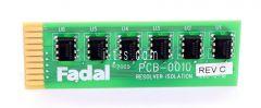 Fadal Resolver Test Board. 1060-0-1C