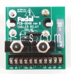Fadal Chiller Relay Board