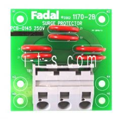 Fadal 220V Surge Suppressor, 1170-2B, New Style, Large Connector