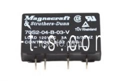 Fadal Solid State Relay, Black, 3 Amp